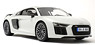 Audi R8 Coupe 2015 (Gray) (Diecast Car)