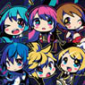 Play Mat Hatsune Miku /Chibis (Card Supplies)