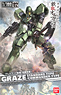 Graze (Standard Type/Commander Type) (1/100) (Gundam Model Kits)
