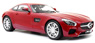 Mercedes-Benz AMG GT (Red) Resin Model (Diecast Car)