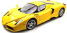 Enzo Ferrari (Yellow) (Diecast Car)