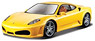 Ferrari F430 (Yellow) (Diecast Car)