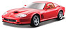 Ferrari 550 Maranello (Red) (Diecast Car)