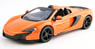 Mclaren 650S Spider (Orange) (Diecast Car)