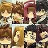 Color Collection DX Saiyuki Series (Set of 8) (PVC Figure)