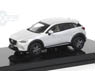 Mazda CX-3 (2015) Ceramic metallic (Diecast Car)