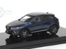 Mazda CX-3 (2015) Deep Crystal Blue Mica (Diecast Car)