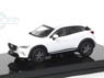 Mazda CX-3 (2015) Crystal White Pearl Mica (Diecast Car)