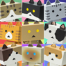 Nyanboard Figure Collection 2 (Set of 10) (PVC Figure)