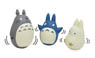 My Neighbor Totoro Minna De Yura Yura Roly-poly (Anime Toy)