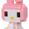 nanoblock My Melody Flower (Block Toy)