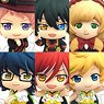 Color Collection Ensemble Stars! Vol.7 (Set of 6) (PVC Figure)