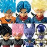 Dragon Ball Adverge 4 (Set of 10) (Shokugan)