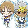 King of Prism: Pride the Hero Acrylic Key Ring Collection (Set of 6) (Anime Toy)