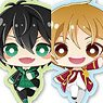 Koedaraizu Drop Punitto Key Ring King of Prism: Pride the Hero (Set of 8) (Anime Toy)