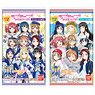 Love Live! Sunshine!! Wafer vol.1 (Set of 20) (Shokugan)