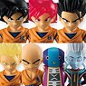 Dragon Ball Adverge 5 (Set of 10) (Shokugan)