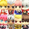 Color Collection Fate/Extella (Set of 8) (PVC Figure)