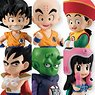 Dragon Ball Adverge EX -Dragon Children Vol.1- (Set of 10) (Shokugan)