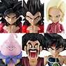 Dragon Ball Adverge 7 (Set of 10) (Shokugan)