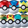 Pokemon Poke Ball Collection Super (Set of 8) (Shokugan)