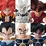 Dragon Ball Adverge 8 (Set of 10) (Shokugan)