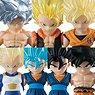 Dragon Ball Adverge SP -Legend of Goku & Vegeta- (Set of 10) (Shokugan)
