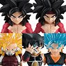 Super Dragon Ball Heroes Adverge (Set of 10) (Shokugan)