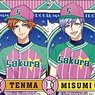 Slide Mirror A3! Summer Troupe (Set of 12) (Anime Toy)