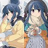 Yurucamp [Especially Illustrated] Dakimakura Cover (Rin) 2 Way Tricot (Anime Toy)