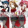 Love Live! Sunshine!! Clear File (Set of 3 Sheets) [First Grade] Magician Ver. (Anime Toy)