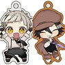Eformed Bungo Stray Dogs Stand Posing Collection No.1 (Set of 6) (Anime Toy)