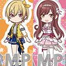 The Idolm@ster Shiny Colors Chibi Character Trading Acrylic Stand Part2 (Set of 8) (Anime Toy)