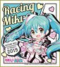 Hatsune Miku Racing Ver. 2019 Mini Colored Paper (3) (Anime Toy)
