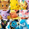 G.E.M.EX Series Pokemon Eevee Friends (PVC Figure)