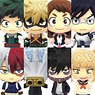 Color Collection My Hero Academia Vol.2 (Set of 8) (PVC Figure)