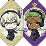 King of Prism: Shiny Seven Stars Leather Key Chain Collection Vol.2 (Set of 13) (Anime Toy)