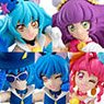 Star Twinkle PreCure Cutie Figure 3 (Set of 10) (Shokugan)