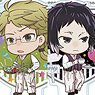 Bungo Stray Dogs Tojicolle Flag Series Garden Party Acrylic Key Chain (Set of 6) (Anime Toy)