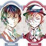 Bungo Stray Dogs Trading Ani-Art Acrylic Stand (Set of 10) (Anime Toy)