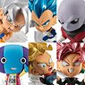 Dragon Ball Super Warrior Figure (Set of 12) (Shokugan)