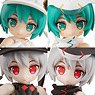 Desktop Army B-121s Sylphy II Series (Set of 4) (PVC Figure)