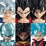 Super Dragon Ball Heroes Adverge 2 Set (Shokugan)