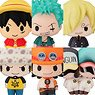 Chokorin Mascot One Piece (Set of 6) (PVC Figure)