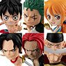 One Piece Adverge Motion 2 Set (Shokugan)