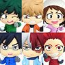 Color Collection My Hero Academia Vol.3 (Set of 6) (PVC Figure)