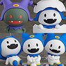 Hee-Ho! Jack Frost Collectible Figures (Set of 6) (PVC Figure)