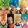 Dragon Ball Adverge 12 (Set of 10) (Shokugan)