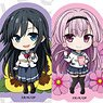 [Ore o Suki nano wa Omae dake kayo] Clear Clip Badge (Flower Girls Ver.) (Set of 8) (Anime Toy)
