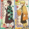 Demon Slayer: Kimetsu no Yaiba Long Sticker Gum (Set of 16) (Shokugan)